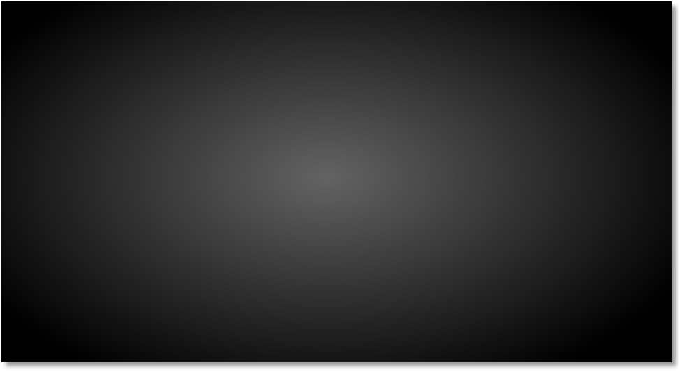 Picture of Black Gradient Video Background