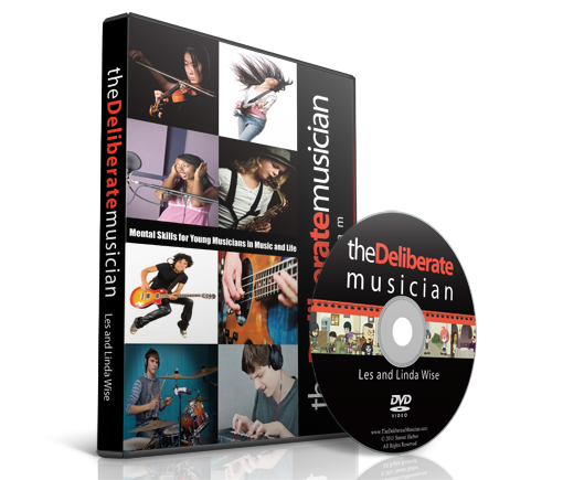 Picture of Deliberate Young Musicians DVD Course