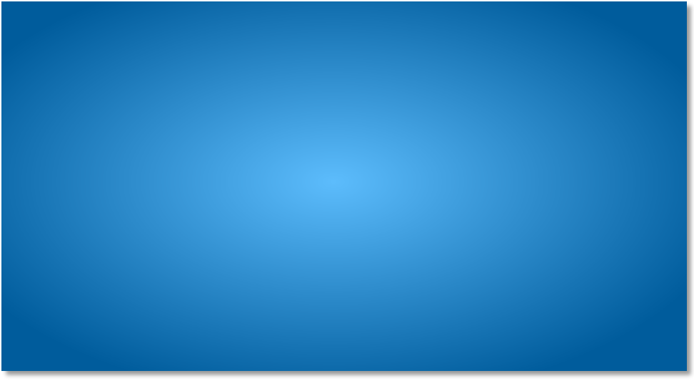 Picture of Blue Gradient Video Background